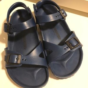 Birkenstock kids sandals size 7
